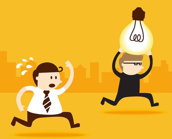 İçerik ve İş hırsızlığı